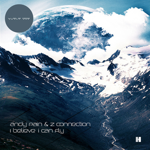 Andy Pain & Z Connection - Chemical Reaction - I Believe I Can Fly LP - Forthcoming