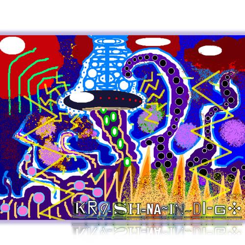 Krishna Indigo ~ Lullaby Of The Extra-Terestrial Spirits