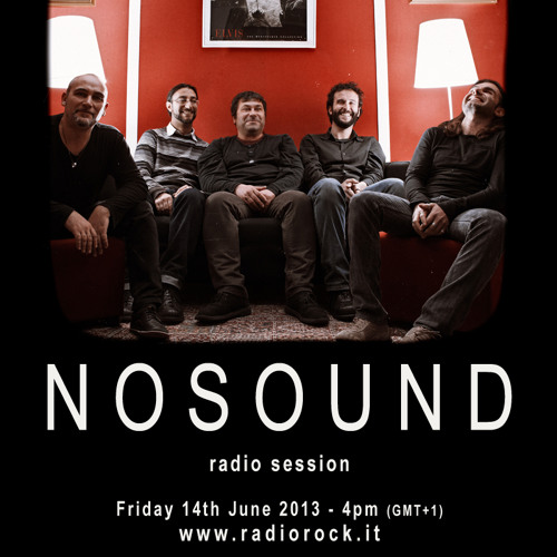 Nosound - Live set at Radiorock