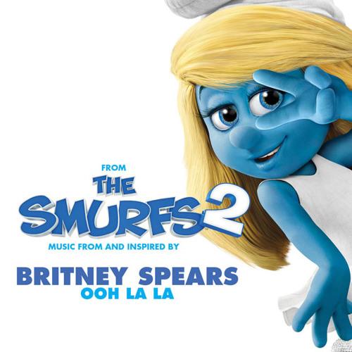 Britney Spears - Ooh La La (Background Strip)