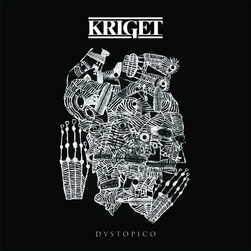 Kriget - He Lives In The Same Forest As Me