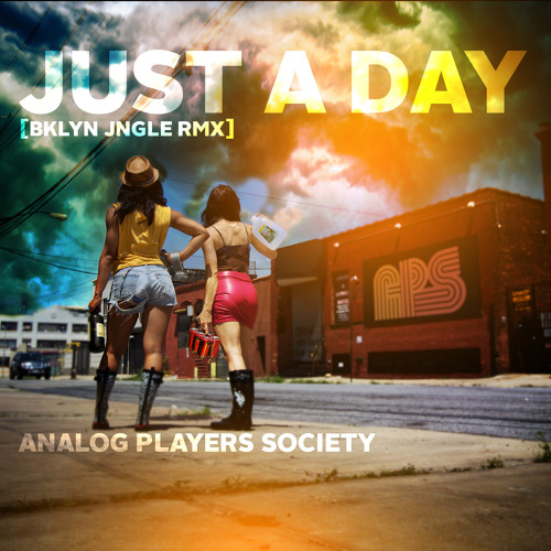 Just A Day [BKLYN JNGLE RMX]