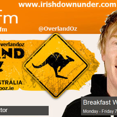 Overland To Oz Interview on Breakfast with Hector