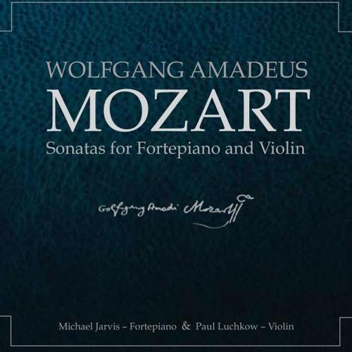 Mozart K304 Tempo di Menuetto - Luchkow-Jarvis Duo