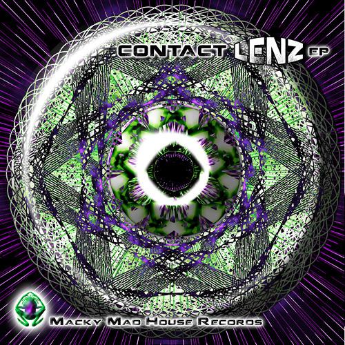 2 - LENZ - Infected Mind - Contact Lenz MMHREP009
