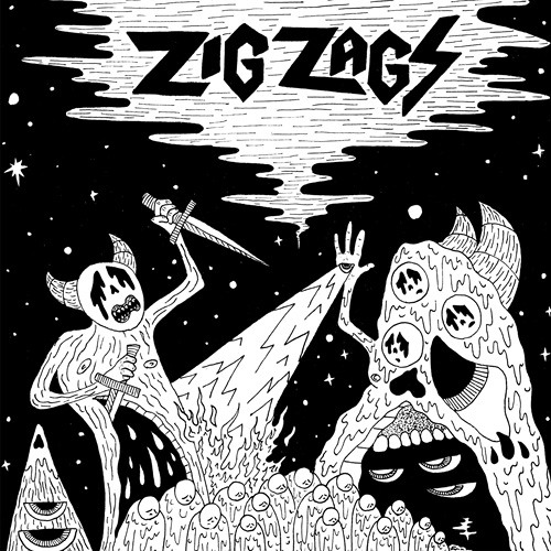 Zig Zags - Monster Wizard
