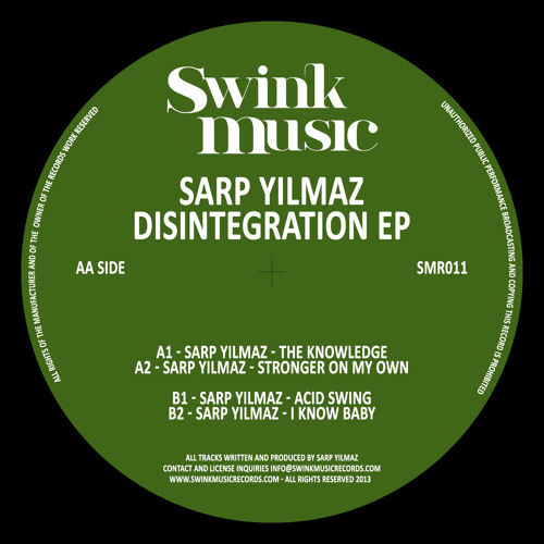 Sarp Yilmaz - Acid Swing  [SMR011] preview