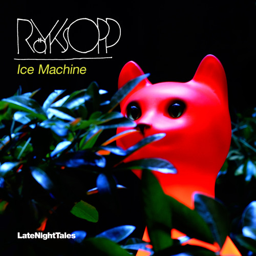Röyksopp - Ice Machine (Ewan Pearson Disco Dub Mix)