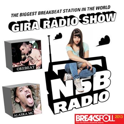 Orebeat @ Special Guest Mix for Gira NSB Radio Show