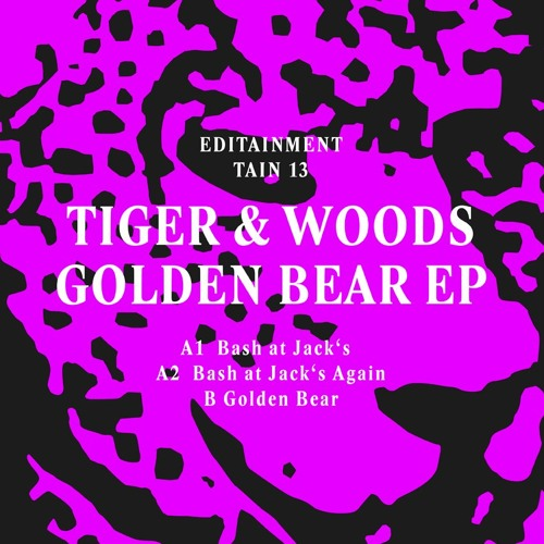 "Tiger & Woods ""A Golden Bear mix"""