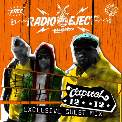 RadioEject x Capitol 1212 - Exclusive guest mixtapes from www.ejectos.com
