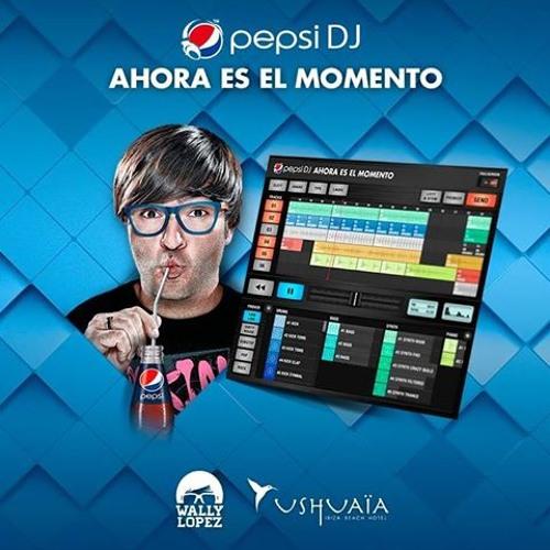 Campaña Pepsi DJ Junio 2013