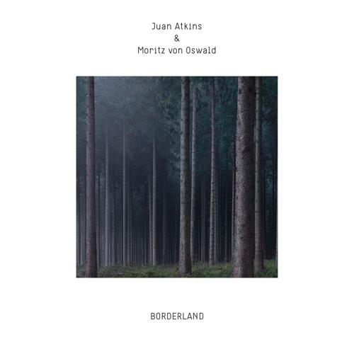 Juan Atkins & Moritz von Oswald - Borderland II / III – A. Footprints