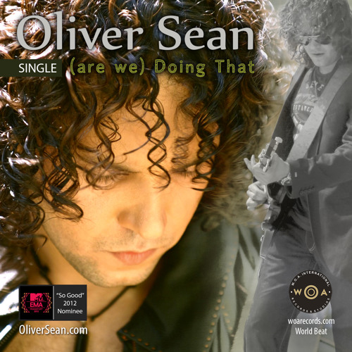(are we) Doing That by Oliver Sean