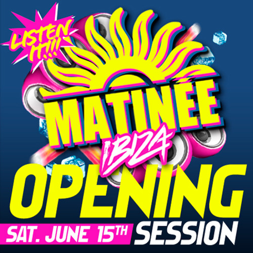 Opening Matinée @ Amnesia Ibiza 2013 Session (part 2/4 )