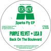 Purple Velvet & Lisa D - Back On The Boulevard (LT034, Side B1) (snippet)