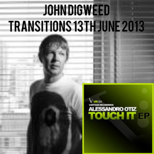 Alessandro Otiz - Night Time @  John Digweed 13th June Charts