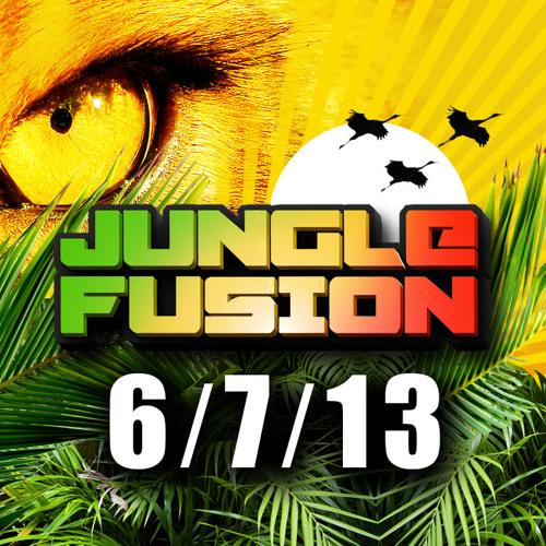 Billy Daniel Bunter - Upfront Jungle (June 2013) - Jungle Fusion Warm Up