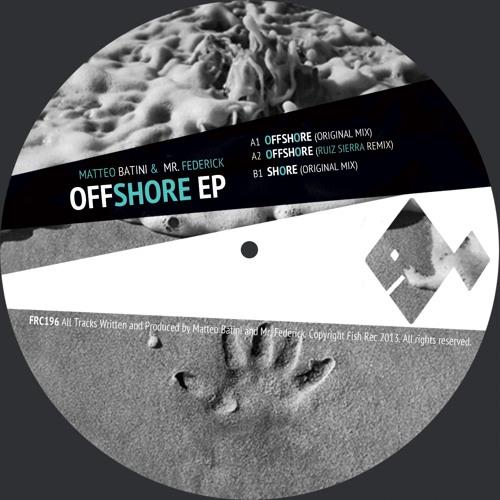 FRC196 : Matteo Batini, Mr. Federick - Offshore (Original Mix)
