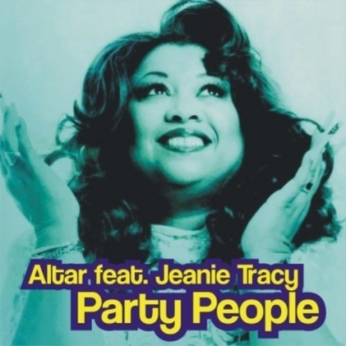 Altar Ft. Jeanie Tracy - Party People (Leandro Moraes & Mauro Mozart REWORK 2013)