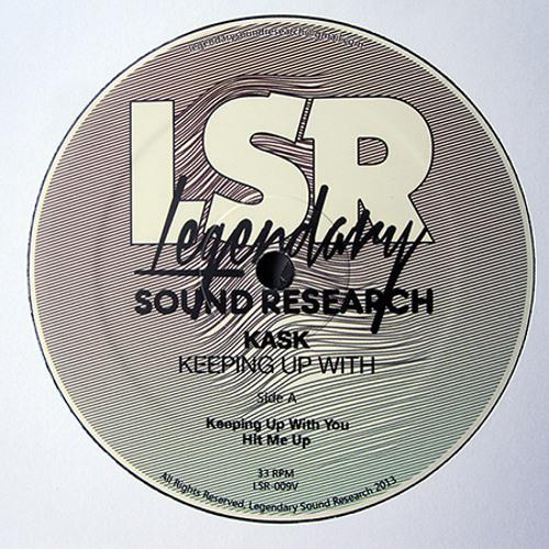Keeping Up With Kask! [LSR-009V] Megamix - Vinyl Out Now!