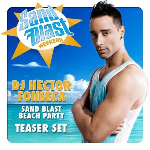 DJ Hector Fonseca pres ASBURY PARK SAND BLAST (Teaser set)