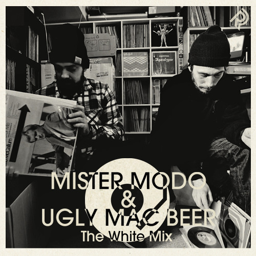 Mister Modo & Ugly Mac Beer - The White Mix