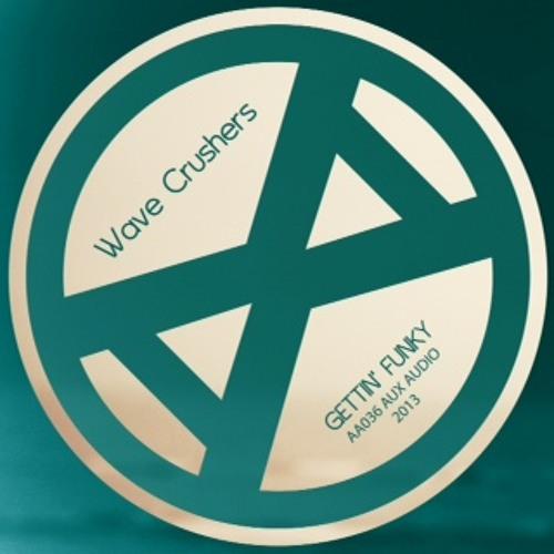 Wave Crushers - Gettin` Funky