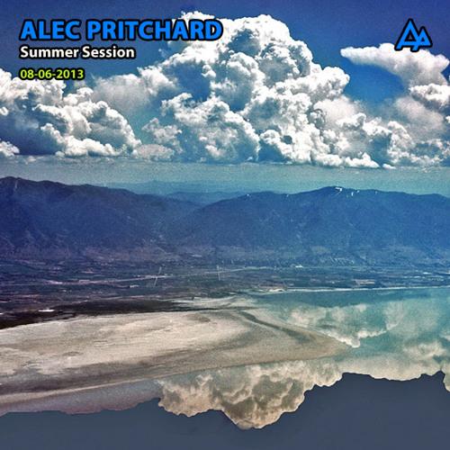 Alec Pritchard - Summer Session (VINYL ONLY) (08-06-2013)