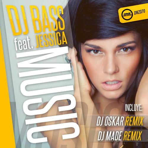 Dj Bass Feat. Jessica - Music (Dj Made remix)
