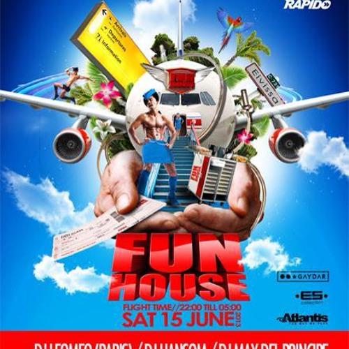 Funhouse @ Westerunie Amsterdam - June 2013