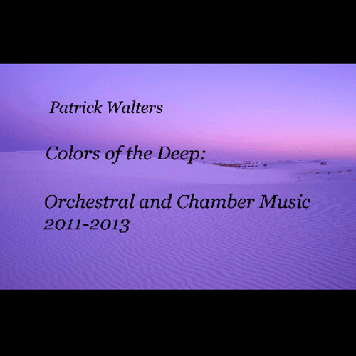 Colours of the Deep, Op.9 (October 30, 2012)