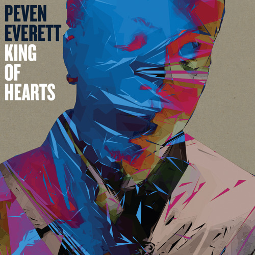 MAKINCD001 - Peven Everett King Of Hearts LP Full Tracks - AVAILABLE TO BUY NOW!!