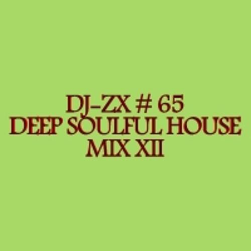 DJ ZX # 65 DEEP SOULFUL HOUSE MIX XII