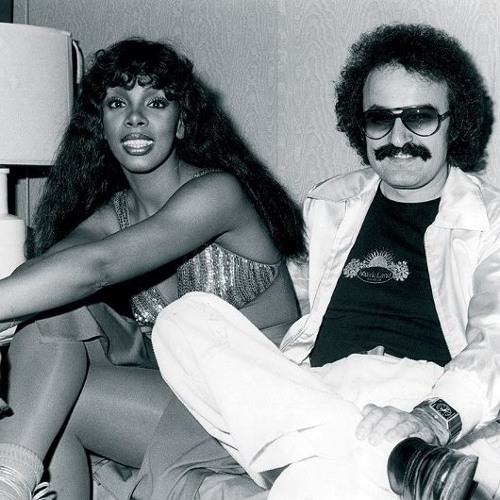 """Donna Summer  -  I Feel Love (Marcus """"I Feel Nothing"""" Remix)"""