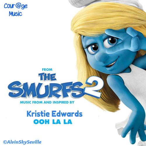 Cour@ge (Kristie Edwards) - Ooh La La ( *New* Britney Spears Cover)