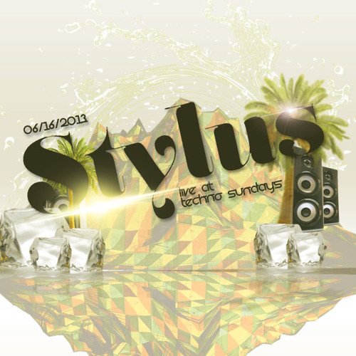 Stylus - Live at Techno Sundays (06/16/13)