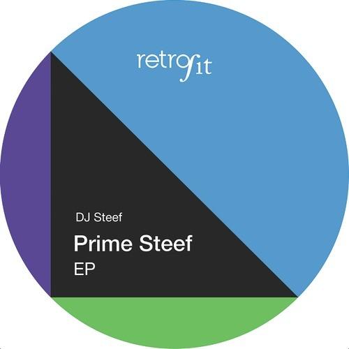 Dj Steef_Ghost Producer - Retrofit #13