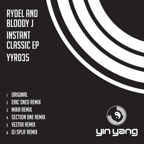 [Out Now] Rydel & Bloody J - Instant Classic (Original Mix)