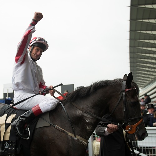 Johnny Murtagh post Royal Ascot Day One