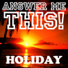 Answer Me This! Holiday: 'New Yorkney'
