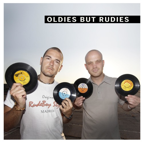 "Oldies but Rudies- Late 60's (7"" original press session)"