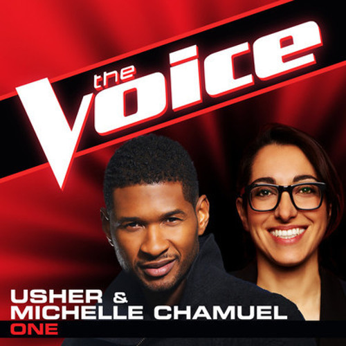 Usher & Michelle Chamuel - One - Studio Version - The Voice 2013