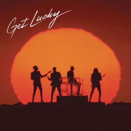 Get Lucky Guitar Jam