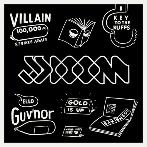 JJ DOOM - BOOKFIEND (Clams Casino Version)