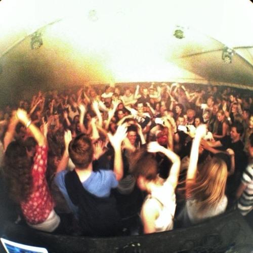 Secret Cinema DJ-Set @ Gem Sessions Whoosah June 2013