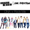 One Direction & Little Mix - Rock My DNA (Remix)