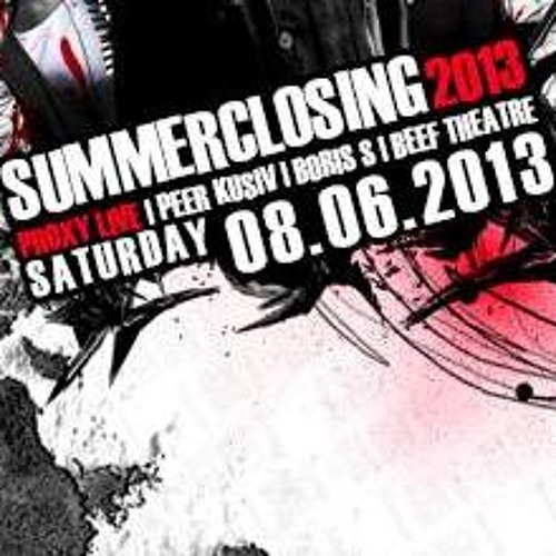 *NEW* Zeroline vs. RDR ´live` @ Summerclosing - Sky Club Leipzig 08.06.2013
