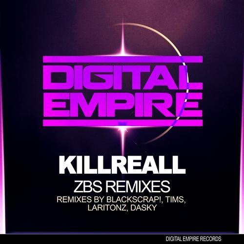 DER0084: KillReall - zBs Remixes OUT NOW BEATPORT