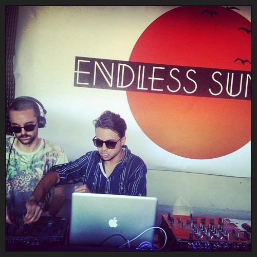 Tomer Almog & Moshe Abutbul @ Endless Summer, Tel Aviv (15/06/2013)